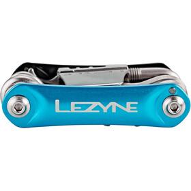 Lezyne Rap-20 Multitool, blue/black